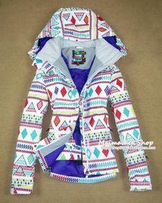 2014 New Hot Girls Women's Ski Snowboard Snow Jacket Coat XS s M L | eBay