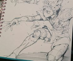 Would you look at that piece of heaven Bakugou Manga, Manga Drawing, Haikyuu Fanart, Haikyuu Anime, Haikyuu Nishinoya, Anime Drawings Sketches, Anime Sketch, Art Reference Poses, Drawing Reference