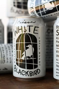 White Blackbird