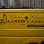 A.van Wees distillery de Ooievaar