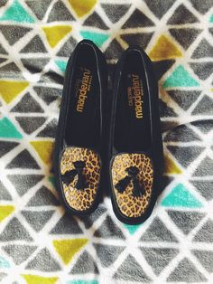 California Magdesians Cheetah Print Loafers 5.5m #fashion #clothing #shoes #accessories #vintage #womensvintageshoes (ebay link)