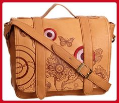 Desigual Bols Lille Maletin Flores 26X5109/6091 Women's Handbag - Top handle bags (*Amazon Partner-Link)