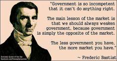 bastiat quotes | Frederic Bastiat Quotes. QuotesGram