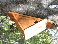 Side Hole Nest Box