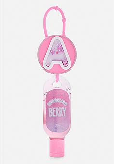 floating glitter anti-bac - sparkling berry scented