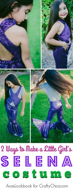 Hi! Meagan here with a Selena costume DIY for you!  I remember the first time I…