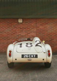 1960 MGA Le Mans 182 Roadster by W.D.Wins