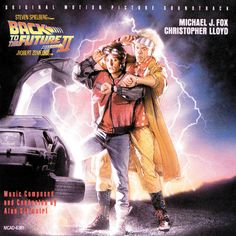 Alan Silvestri - Back To the Future Part II (Original Motion Picture Soundtrack) (1989) [iTunes Plus AAC M4A]