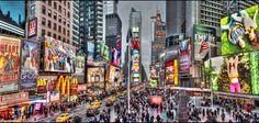 Photo TIMES SQUARE NYC by konstantinos metallinos on 500px