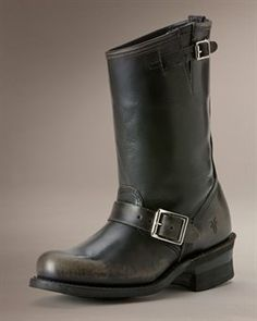 Engineer 12r, biker, edgey, all leather gr8 boot