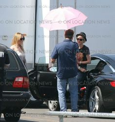 Lindsay Lohan and Samantha Ronson, two shady ladies!!