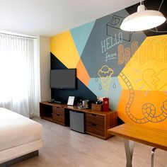 Luxury Suite, NU Hotel Brooklyn vossy.com