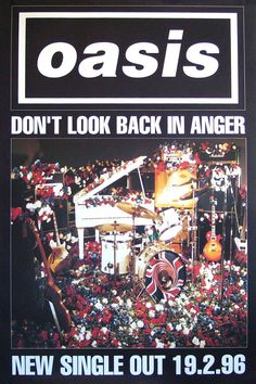 Oasis / Don't Look Back In Anger
