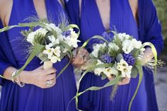Clare and Benjamin's Natural and Rustic Welsh Wedding with hints of Blues By Mark Tattersall