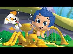 Bubble Guppies Full Episodes New Cartoon For Kids - Guppies Explore Haun. Abc Song For Kids, Kids Songs, Abc Songs, Bubble Guppies, Club Kids, Guppy, Mother Goose, Full Episodes, Cartoon Kids