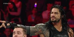 this is reigns' yard Roman Empire Wwe, Roman Reighns, Roman Reigns Gif, First Spear, Roman Reigns Dean Ambrose, Wwe Superstar Roman Reigns, Roman Warriors, Wwe World, Fine Men