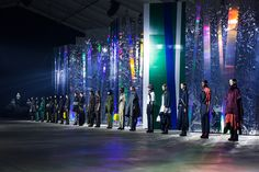 The Best Sets Designs of Fashion Month