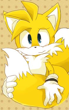 Fumofumo Tails by EAMZE on DeviantArt