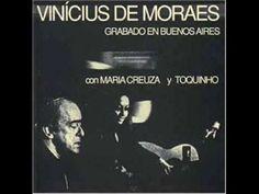 Tomara , MARIA CREUZA -VINICIUS DE MORAES