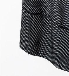 Image 3 de Robe à carreaux avec poches de Zara