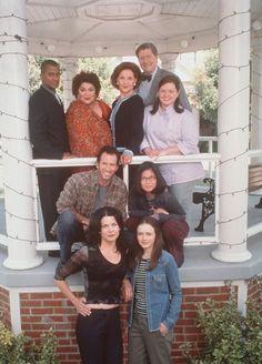 Gilmore Girls - Die Stars von damals und heute