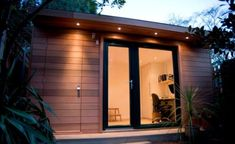 Extraordinary Steel Shed Home Office Modern Shed Home Office Shed Home Office Deduction A Roomy Office Space Modern Office Diy Modern Shed Office Diy Modern Shed Office. Modern Outdoor Office Shed. Modern Shed Office Plans. Modern Garden Shed Office. Shed Office, Garden Office, Office Storage, Garden Shed Lighting Ideas, Garden Ideas, Easy Garden, Architecture Metal, Cheap Home Office, Shed Of The Year