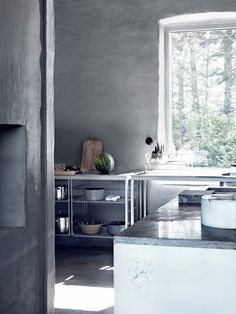 Here we showcase a a collection of perfectly minimal interior design examples for you to use as inspiration. Check out the previous post in the series: 37 Interior Design Examples, Interior Photography, House Inspiration, Interior Design, Minimalism Interior, Interior, Interior Design Furniture, Kitchen Interior, Barn Design