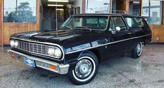 1964 Chevy Chevelle 2dr wagon
