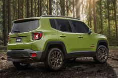 JEEP RENEGADE 2016 - New York International Auto Show                                                                                                                                                                                 More