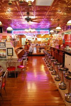 Griffith and Feil Soda Fountain