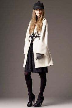 Burberry Prorsum | Pre-Fall 2008 Collection | Style.com