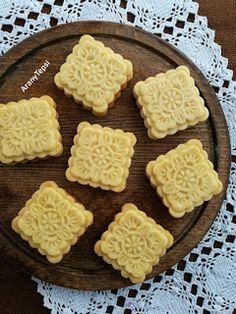 AranyTepsi: Mintás linzer keksz