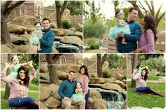 Family photo shoot| family photo session| photography| baby| holiday| outdoor| natural lighting| picture collage  skybrightphoto.com