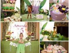 "Tinkerbell / Birthday ""Tinkerbell birthday party"" 