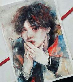 Amazing Drawings, Realistic Drawings, Bullet Art, Kpop Drawings, Korean Art, Wow Art, Kpop Fanart, Art Sketchbook, Art Sketches