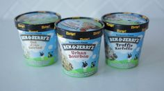 We Tried the New Ben & Jerry's Flavors and Here's What We Thought  Grocery News