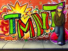 TMNT Donnie by CutieClovers.deviantart.com on @DeviantArt