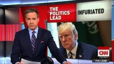 CNN's Jake Tapper recounts Donald Trump's frustration over White House leaks and outlines the President's infrequent criticism of Vladimir Putin.