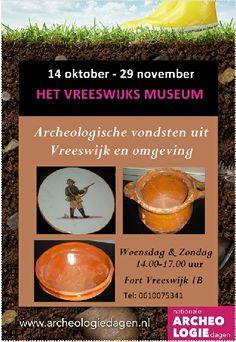 VreeswijksMuseum November, Day Planners, November Born