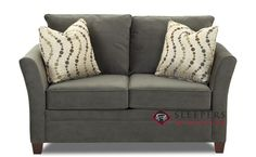Savvy Murano Sleeper (Twin)  Graceful and slender. Customize it!