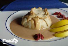 Alma estélyi ruhában | Nosalty Apple Pie, Pudding, Desserts, Food, Tailgate Desserts, Apple Cobbler, Deserts, Eten, Puddings