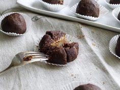 No Bake Brownie Bites | FaveGlutenFreeRecipes.com