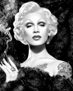 "sofast–somaybe: ""Miss Fame by Albert Sanchez (x) """