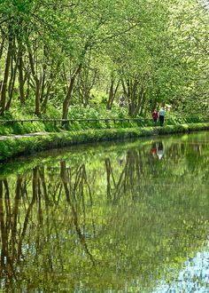 Huddersfield Narrow Canal, Marsden