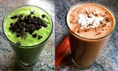 Healthy, Dairy-Free Smoothies for Meals on the Run