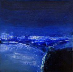 Martyn Brewster - Blue Light
