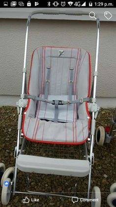 Aprica Baby Stroller Carriage From 1985 Baby Strollers