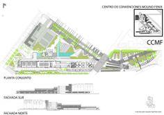 Centro de Convenciones Molino Fénix / Furograma 007-Esquema Edificios – Plataforma Arquitectura