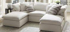 Fresh Double Chaise Sectional Sofa Or Small Double Chaise Sectional More 61 Double Chaise Lounge Sectional Sofa Small Sectional Couch, Sofa Couch, Living Room Sectional, Small Sofa, Living Room Furniture, Living Room Decor, U Shaped Sectional, Sectional Sofa With Chaise, Reclining Sectional