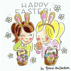 Blond Amsterdam - Happy Easter